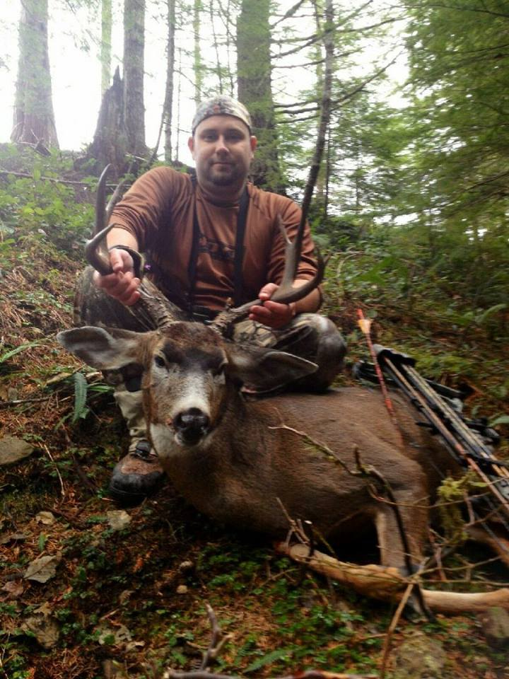 how to find a deer with no blood trail